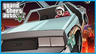 GTA 5 Online The Doomsday Heist! - Flying Deluxo Car, Nogla