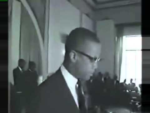 Malcolm X: Police brutality & mainstream media