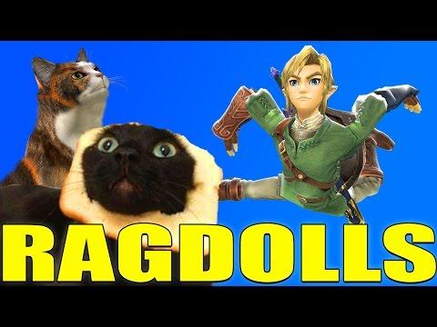 Gmod FUNNY RAGDOLL COMBAT Gamemode! (Garry's Mod)