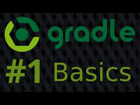 Gradle Tutorial | Episode 1 - The Very Basics