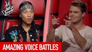 The Voice | AMAZING BATTLES you