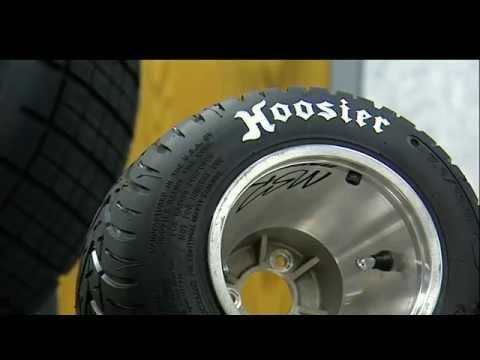 Inside The Hoosier Racing Tire Factory