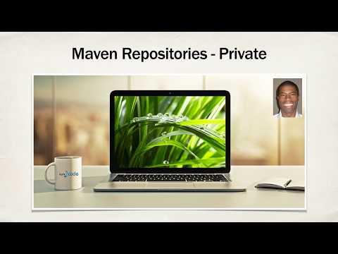 Maven Tutorial #14 - Private Repositories