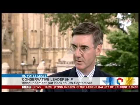 Jacob Rees-Mogg - Future Prime Minister - Maybe