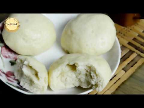 Easy Chinese Steamed Buns || Chinese Steamed Buns (basic dough)