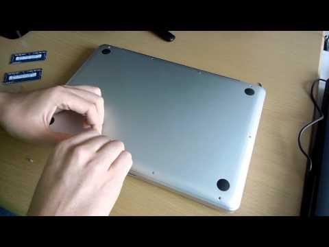 Cambia la Memoria RAM de tu Macbook Pro y Macbook Air (Paso a Paso)