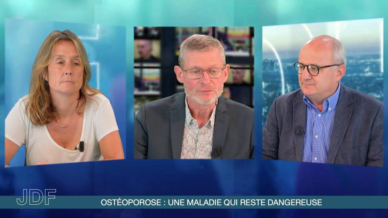 Ostéoporose : une maladie qui reste dangereuse
