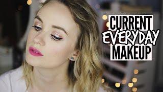 Everyday Makeup Routine 2016 w/ BrittneyRosette