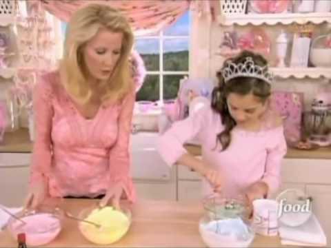 Sandra Lee - Garden Cupcake Frostings