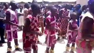 Kusasi Dance In Lonto, Northern Region - Ghana