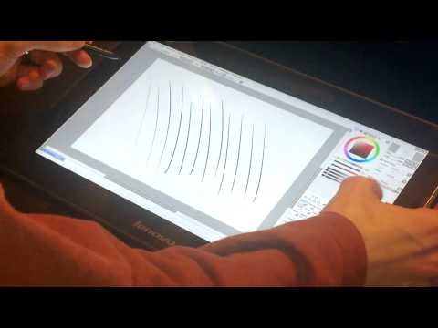 Oranjoose's Lenovo LT1423p Graphics Tablet Review