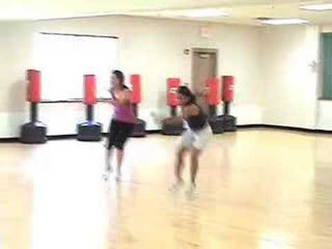 Zumba Fitness with DAR - MaMi by Kumbia Kings...fun, fast and easy cumbia!