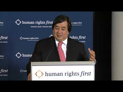 Harold Koh: Respect for International Law and U.S. Leadership on Human Rights