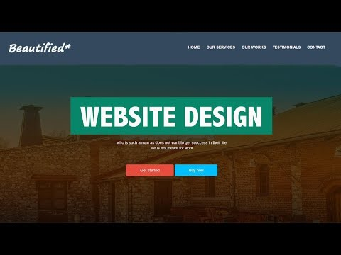 #2 slider part designing with Html 5 and JQuery plugin