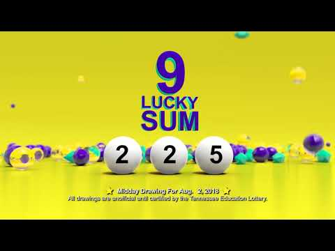 Tennessee Lottery Midday_C3_C4_LS 08/02/2018