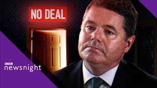 Irish finance minister: 'Brexit deal still possible' - BBC Newsnight