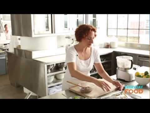 Black Bean and Cheese Tacos   Everyday Food with Sarah Carey