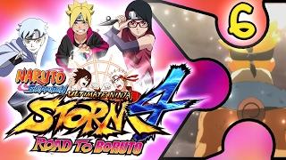 È TUTTO FINITO, torna la pace a Konoha! | Naruto Shippuden Ultimate Ninja Storm 4: Road To Boruto