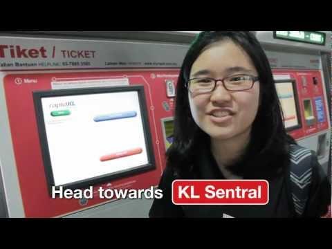 RE:UNION 2012 - How to get to Stadium Negara?