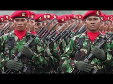 Perbedaan Grup I, II dan III Kopassus Indonesia