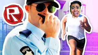 ESCAPING THE PRISON! | Roblox