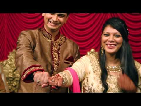 Malay & Rujuta | Engagement