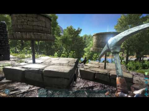 How to put down a Water Reservoir - ARK: Survival Evolved