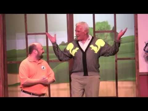 The Fox on the Fairway Trailer - Attic Theatre