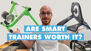 Smart trainer vs. Dumb Trainer | Does it make you a better cyclist or triathlete?