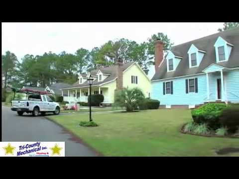 Heating, Air Conditioning - Myrtle Beach - Little River SC  Tri County Mechanical