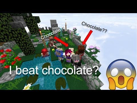 Beating Chocolate at Hypixel Party Games?!?!