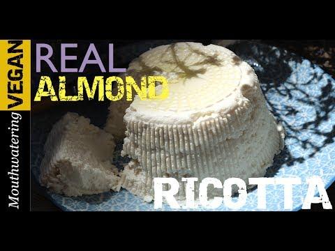 Fresh Vegan Ricotta/Vegan Paneer Cheese Recipe | MOUTHWATERING VEGAN TV