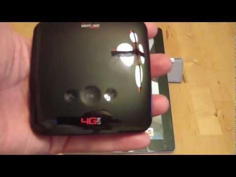 4G Verizon Jetpack Speed Test