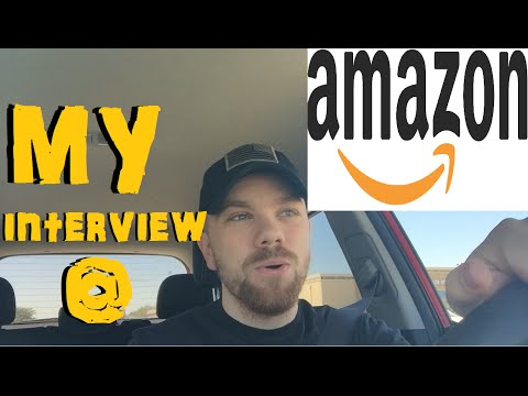 My Interview at Amazon