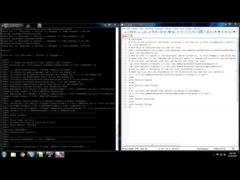 Spigot Install/Update via bash Script LINUX