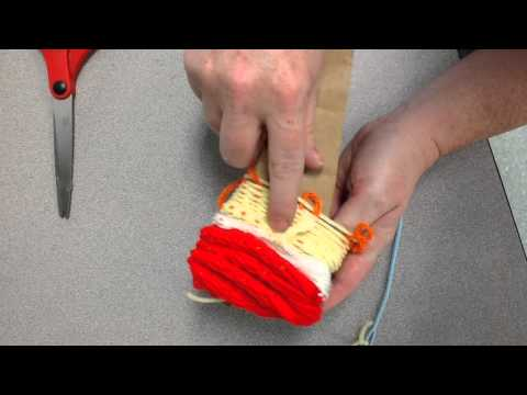 Weaving a Bag pt 5