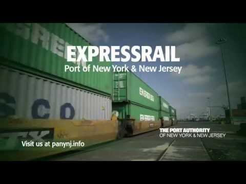 ExpressRail -  Port Authority of NY and NJ