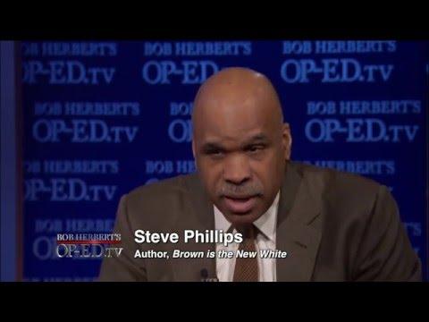 Bob Herbert's Op-Ed.TV - Steve Phillips on The New American Majority