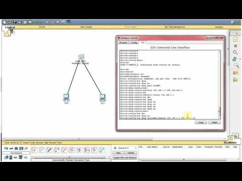 How to Configure DHCP Server in Cisco Catalyst Switch