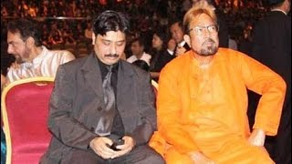 Rajesh Khanna at IIFA-Macau with Bhupesh Raseen