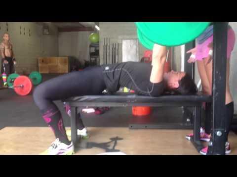 Bench press 100 pounds
