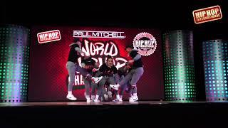 TLXWC - USA & World 1st Place Champions - Hip Hop International 2017