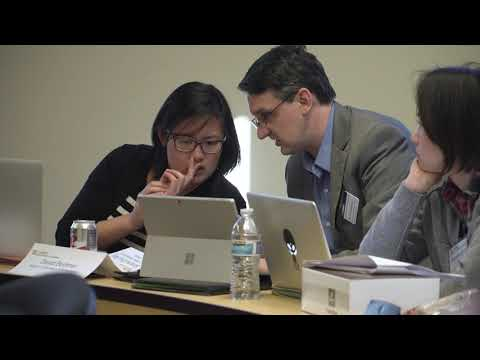 Biotechnology Industry Immersion Kick Off Jan. 12, 2018 - UC Davis Graduate School of Management