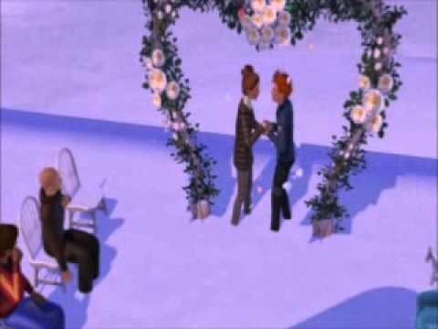 The Sims 3- (Another) Wedding