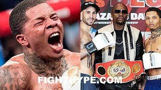 "GERVONTA DAVIS CRIES ""SETUP""; CLAIMS HE WAS ""FORCED"" INTO FIRST TITLE SHOT: ""DON"