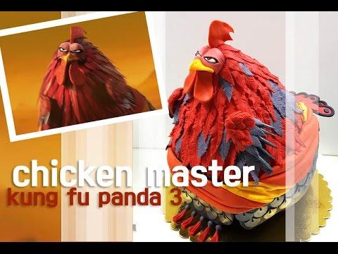 ::sugarcraft::master chicken(kung fu panda3 character)닭만들기~!