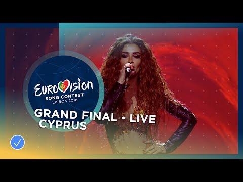 Eleni Foureira - Fuego - Cyprus - LIVE - Grand Final - Eurovision 2018