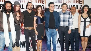 UNCUT : Trailer Launch Of Nirdosh | Arbaaz Khan, Ashmit Patel, Manjari Fadnnis