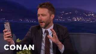 Conan Busts Chris Hardwick For Playing Pokémon Go On Stage  - CONAN on TBS