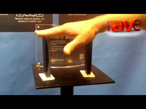 CEDIA 2012: Soundcast Systems SubCast Kit Makes Any Powered Subwoofer Wireless